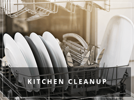 Kitchen Cleanup